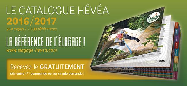Le nouveau catalogue HÉVÉA disponible !
