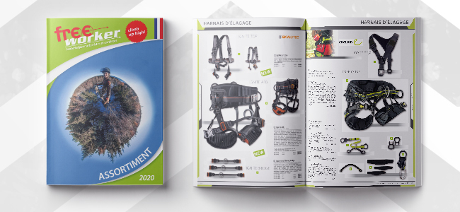 Le nouveau catalogue Freeworker est disponible !