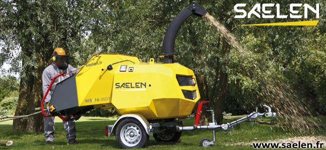 Nouveau chez Saelen : le WS/16-35DT