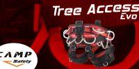 Nouveau chez CAMP : le Tree Access Evo
