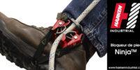 Le nouveau bloqueur de pied Ninja™ signé Harken Industrial™