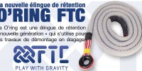 La nouvelle élingue de rétention O'RING FTC